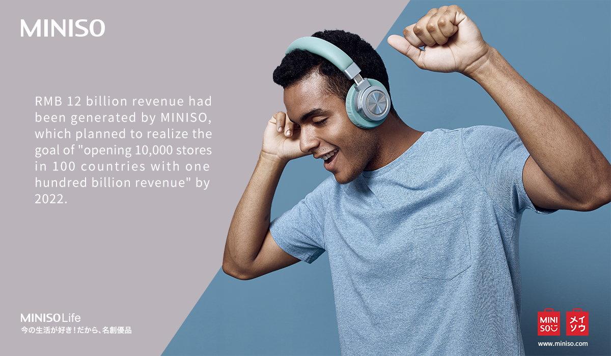 Miniso Lotong L1 Bluetooth Headset Brand Profile